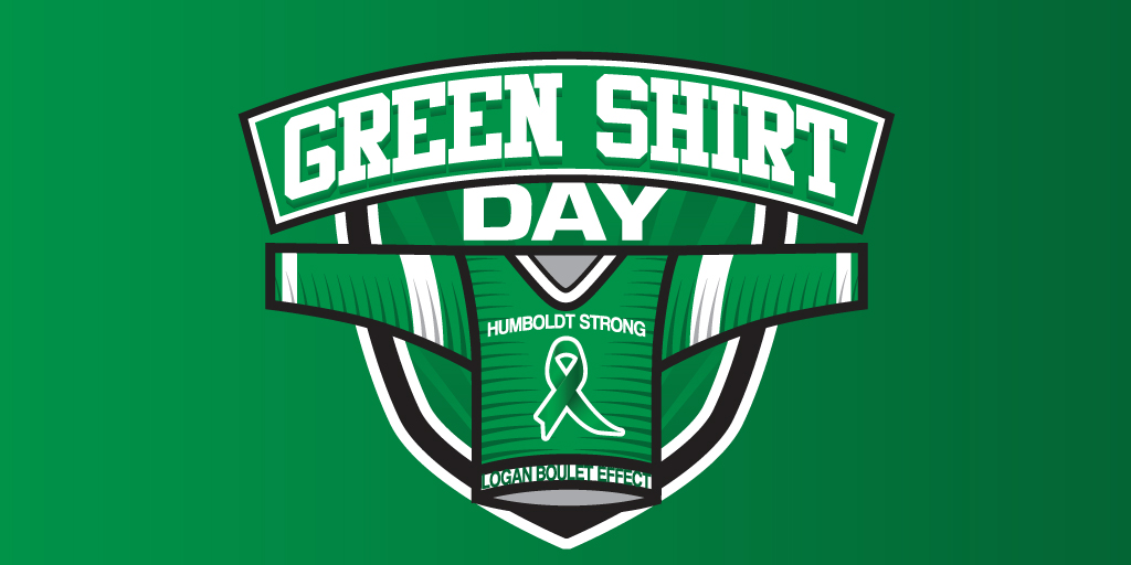 Image result for green shirt day